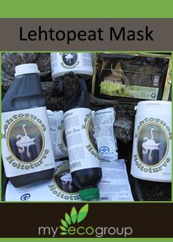 Lehtopeat Beauty Mask