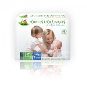 Ecological baby diapers BIO BABBY